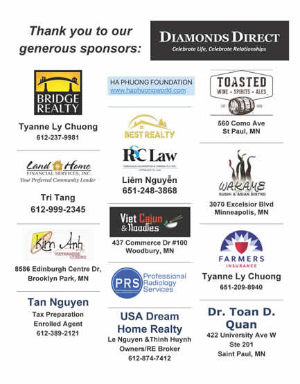 bridges to learning sponsor poster